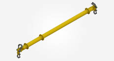 Modulift Spreader Beams